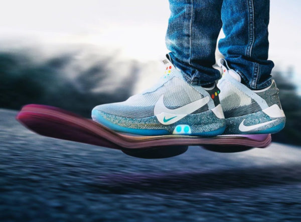 Nike Adapt BB 'Air Mag' Marty Mcfly CJ5773-090 (2)