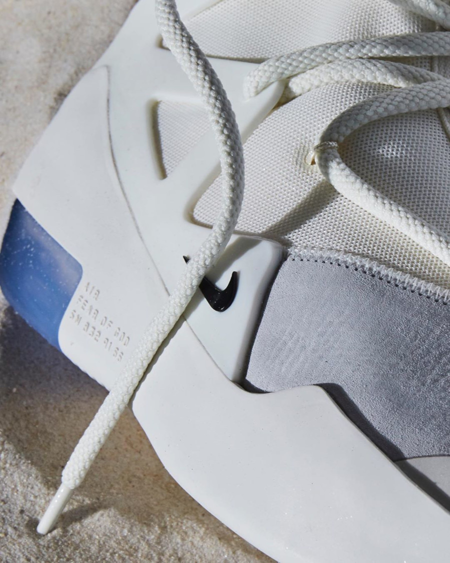 Nike Air Fear of God 1 beige (4)