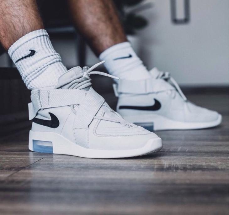 Nike Air Fear of God Raid Light Bone - @sneaker_fanatix