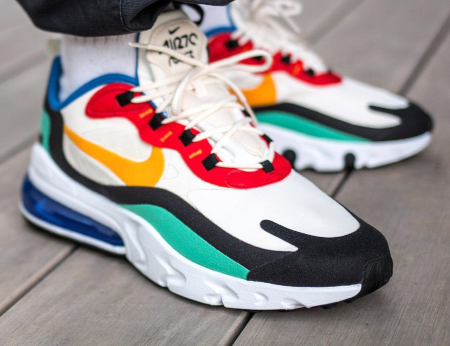 air max 270 react homme nike