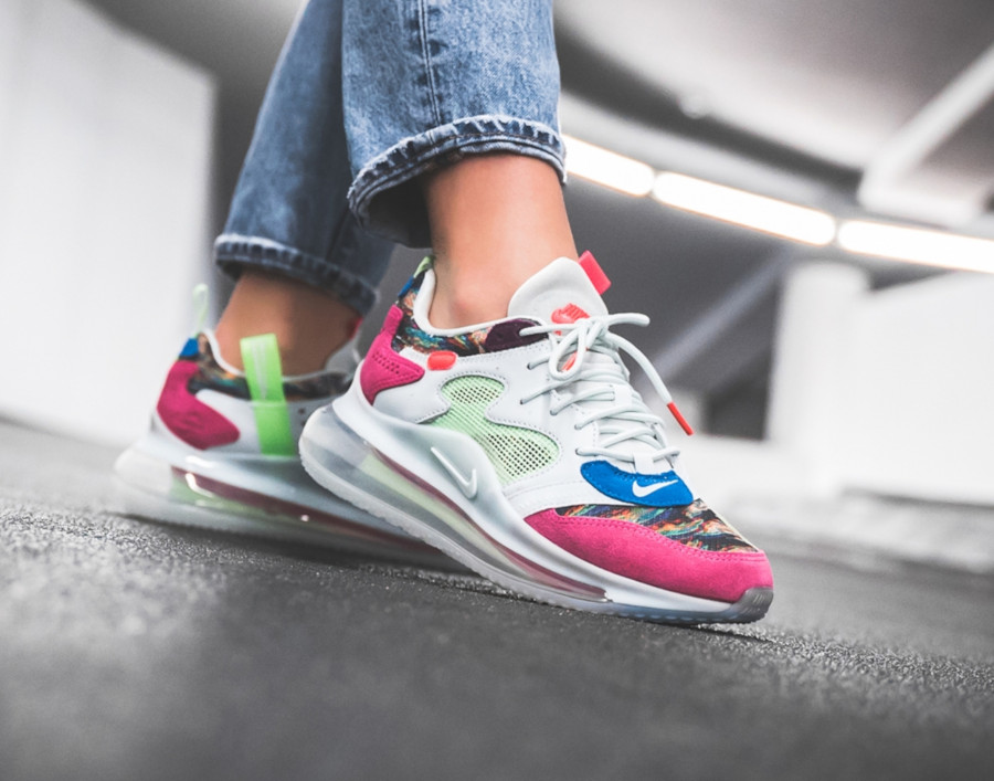 Faut-il acheter la Nike Air Max 720 OBJ Young King Of The Drip ?
