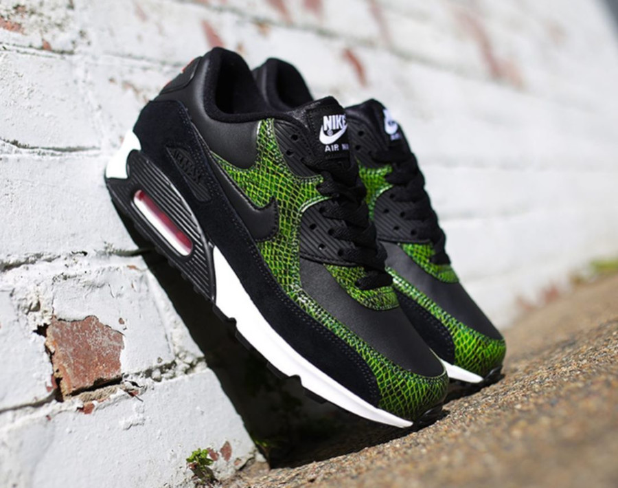Faut-il acheter la Nike Air Max 90 Green New Python QS CD0916-001 ?