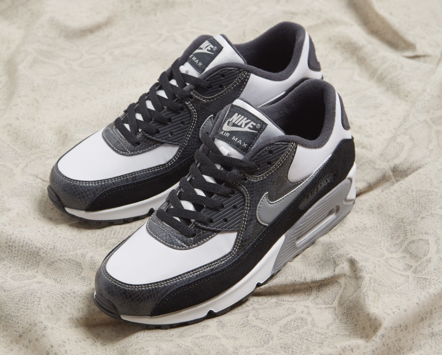 Nike Air Max 90 Python White Particle Grey Anthracite (0)