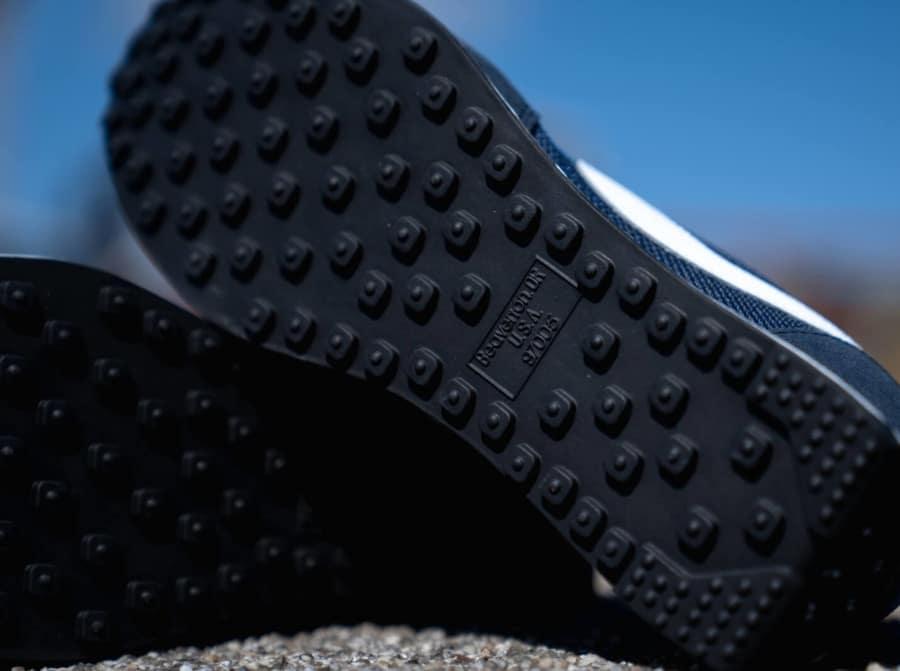 Nike Air Tailwind 79 bleu foncé et blanche (5-2)