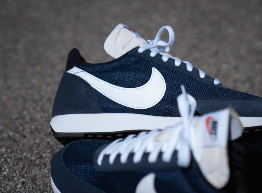 Nike Air Tailwind 79 bleu foncé et blanche (5)