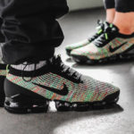 Nike Air Vapormax Flyknit 3.0 Black Multicolor