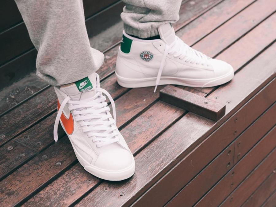 Nike Blazer Mid QS Stranger Things Hawkins High
