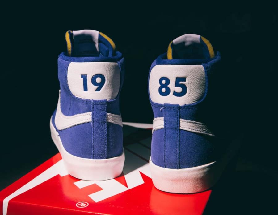Nike Blazer Mid en suède bleu CK1906-400 (2)