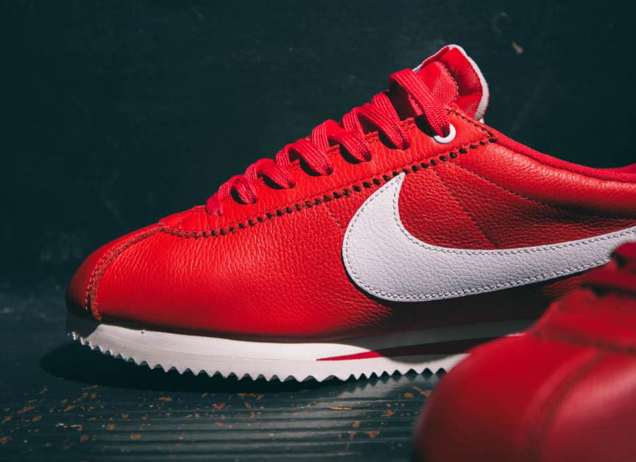 Nike Cortez Classic rouge et blanche CK1907-600 (3)