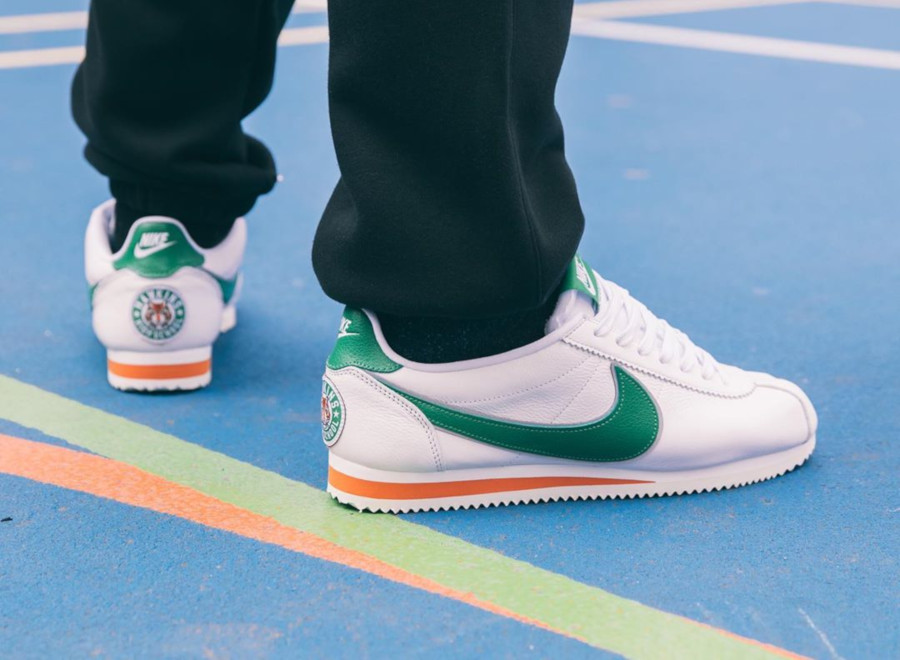 Nike Cortez Stranger Things Hawkins High School