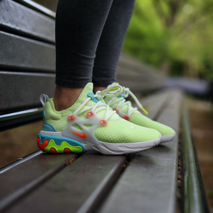Nike React Presto Barely Volt - @kb1ack23