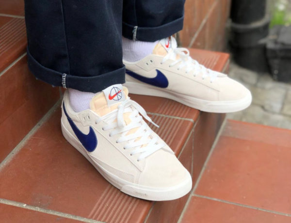 Nike SB Blazer Low GT QS Polar Skate Co