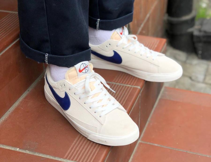 Nike SB Blazer Low GT QS Polar Skate Co
