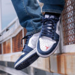 Nike SB x Air Jordan 1 Low QS 'Midnight Navy'