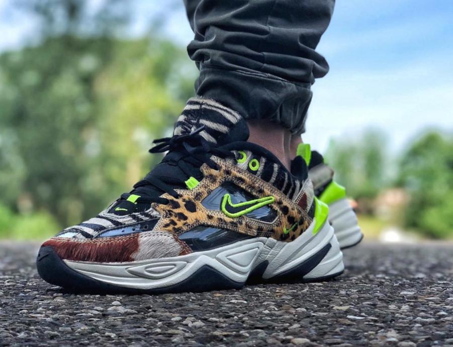 Nike Tekno M2K Animal - @kkarmiggelt