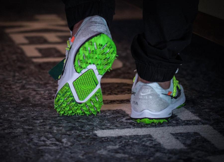 Nike Zoom Terra Kiger 5 blanche et grise (1)