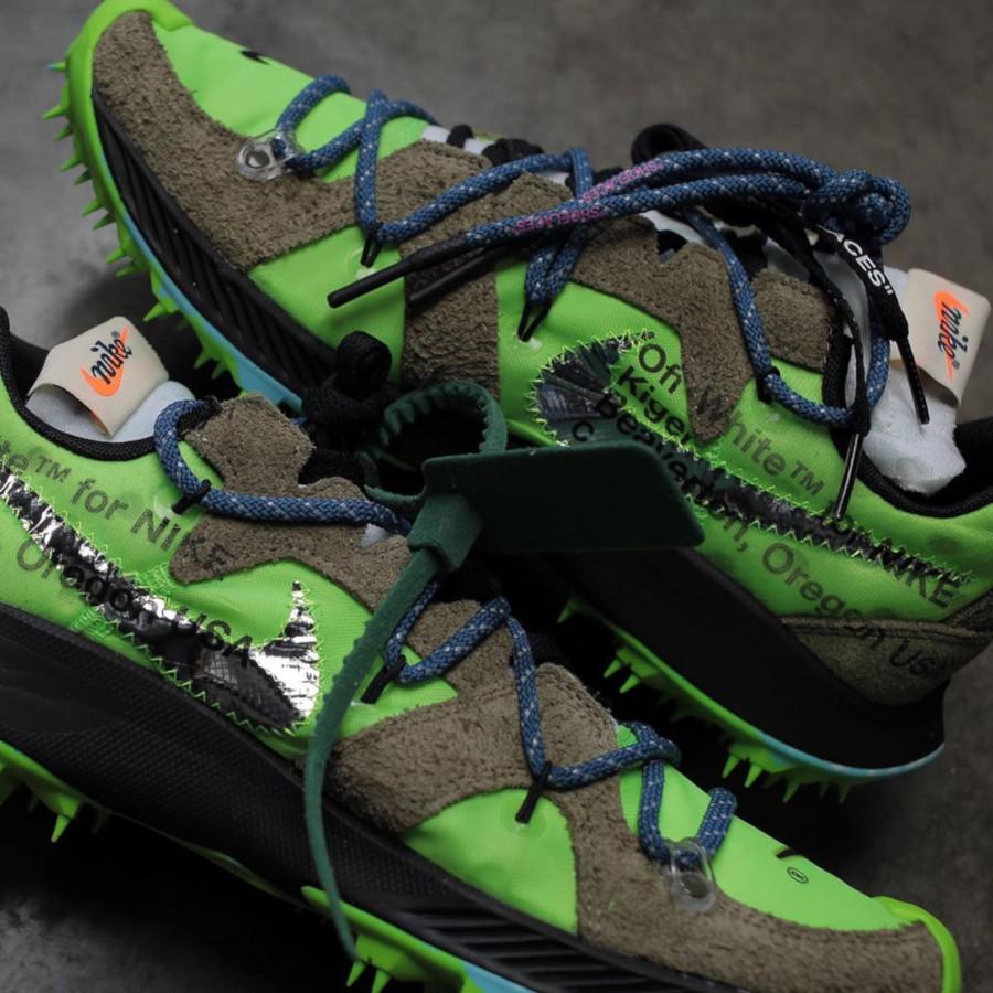 Nike Zoom Terra Kiger 5 vert fluo (1)