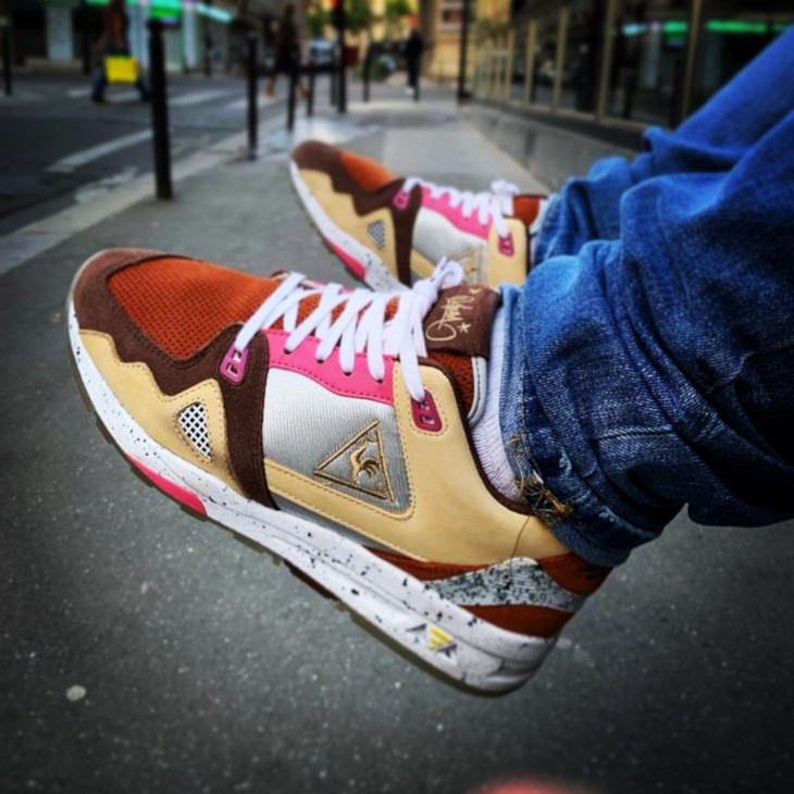 Opium x Le Coq Sportif R1000 Mif Friends and Family - @jusb13