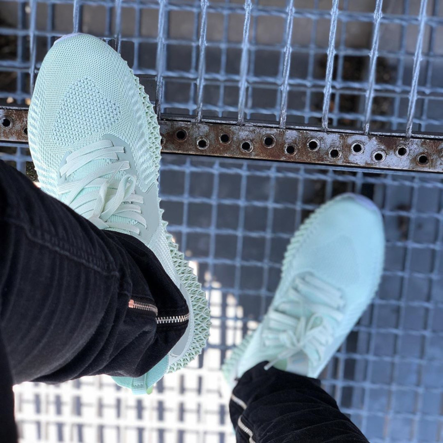 Parley for the Oceans x Adidas Alphaedge 4D Aero Green (2)