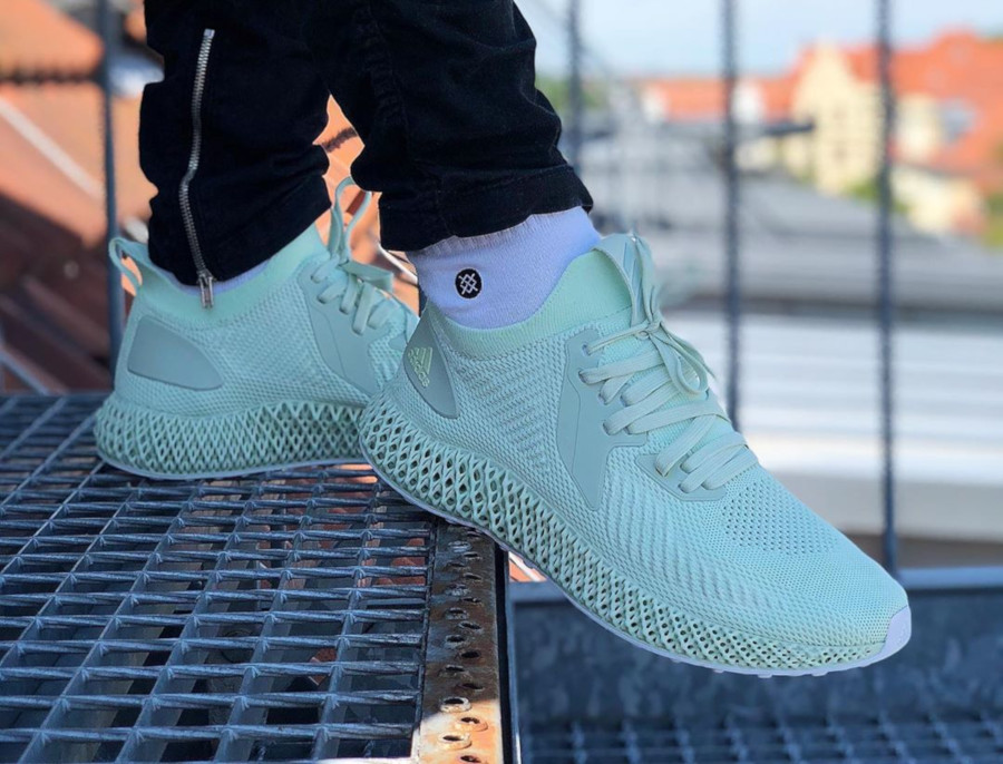 Parley for the Oceans x Adidas Alphaedge 4D Aero Green (3)