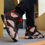 Patta x Air Jordan 7 Retro OG SP 'Shimmer Velvet Brown'