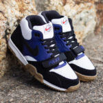 Polar Skate Co. x Nike SB Air Trainer 1 'Black Deep Royal Blue'