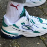 Puma Cell Ultra OG White Teal Green
