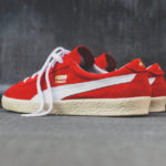 Puma Crack Heritage High Risk Red White