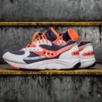 Saucony Aya Runner OG White Purple Orange