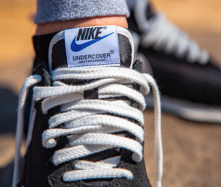 Undercover x Nike Daybreak Black White (2)