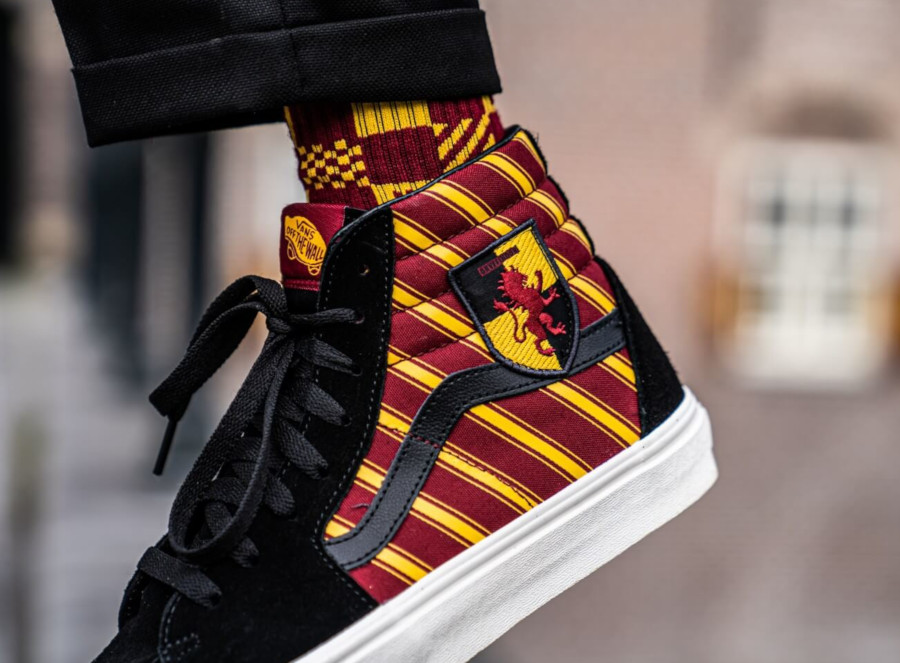 vans chaussure harry potter