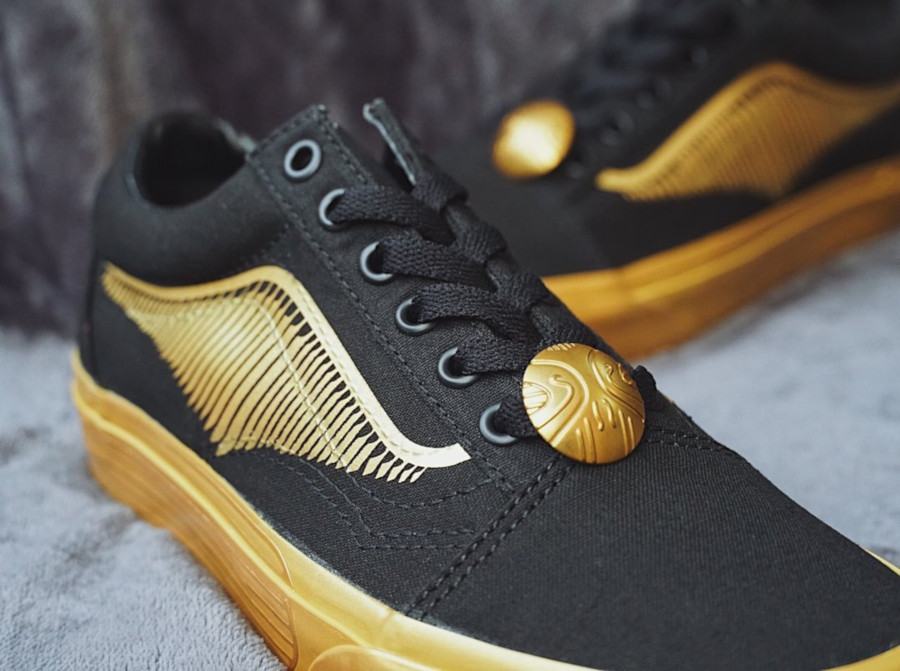 Vans Old Skool Golden Snitch VN0A4BV5V3K1 (1)