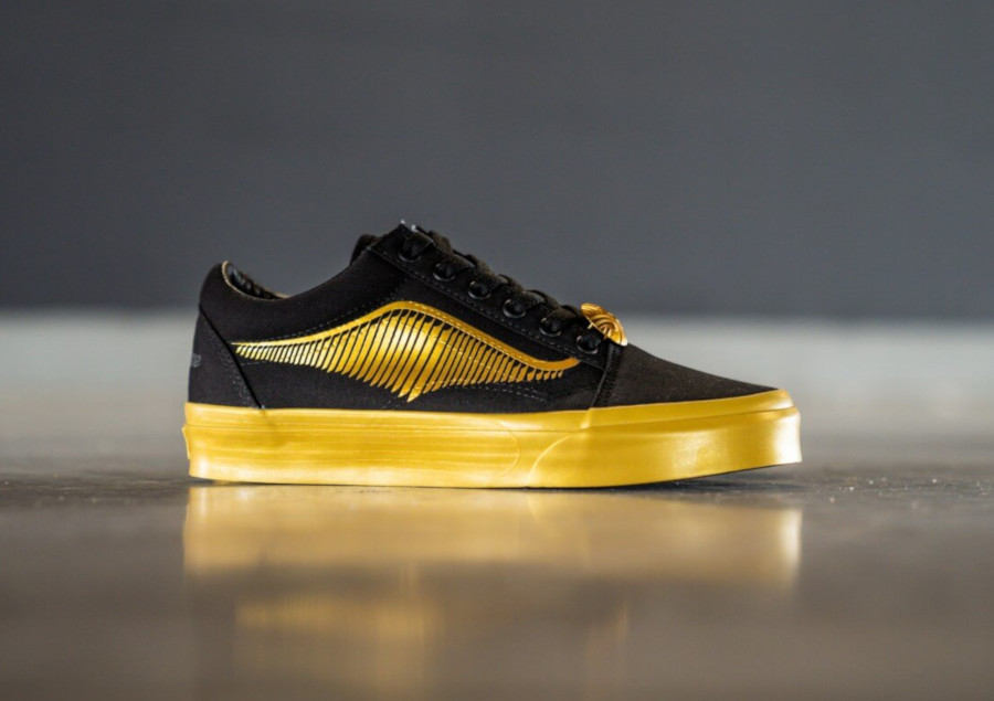 Vans Old Skool Golden Snitch VN0A4BV5V3K1 (3)