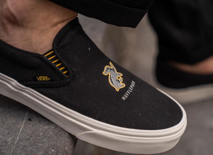 Vans Slip On Hufflepuff (Poufsouffle) VNOA4BV3V901 (2)