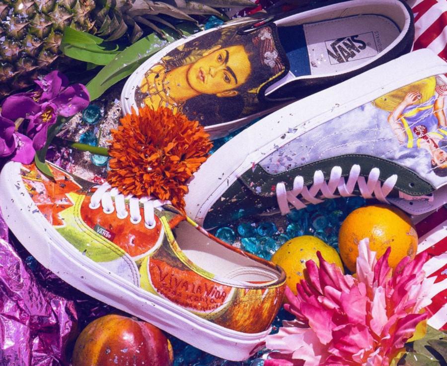 Vans Vault LX OG Frida Kahlo Pack (1)