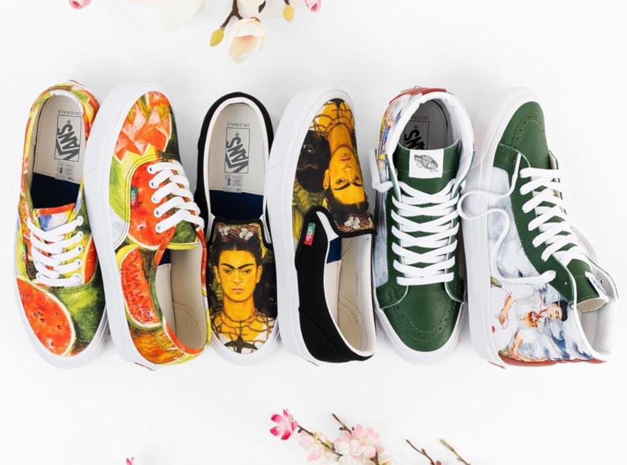 Faut il acheter les Vans Vault LX OG Frida Kahlo Pack ?