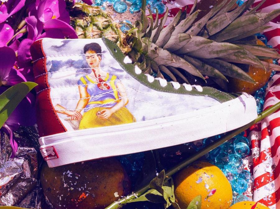 Vans Vault SK8 Hi Las Dos Fridas VNS004936T036 (1)