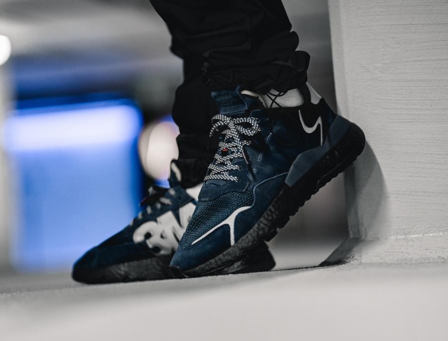 Adidas-Nite-Jogger-bleu-marine-et-noire-EE5858-2