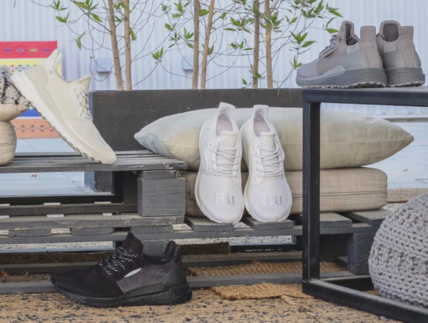 Adidas Solarhu Glide PRD PW Pharrell Greyscale