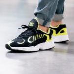 Adidas Yung-1 Black Hi Res Yellow