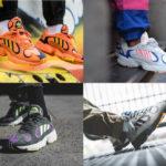 4 Adidas Yung-1 à moins de 50€