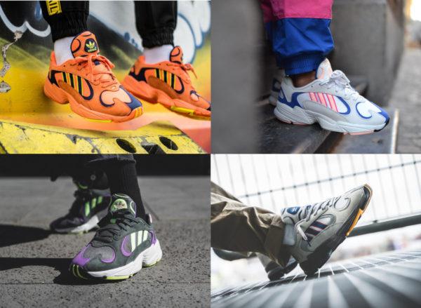 Adidas Yung 1 Falcon Dorf pas cher