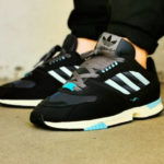 Adidas ZX 4000 'Core Black Ice Mint Carbon'