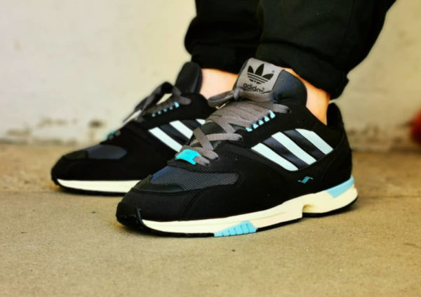 Adidas ZX 4000 'Black Ice Mint EE4763 (2)