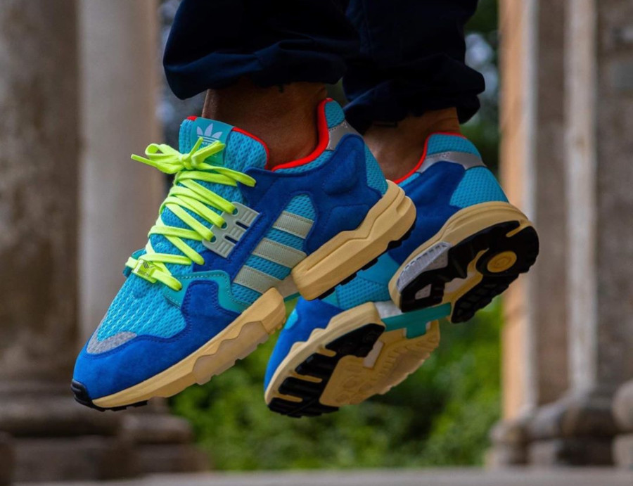 Faut il acheter la Adidas ZX Torsion Boost 'Aqua' Bright