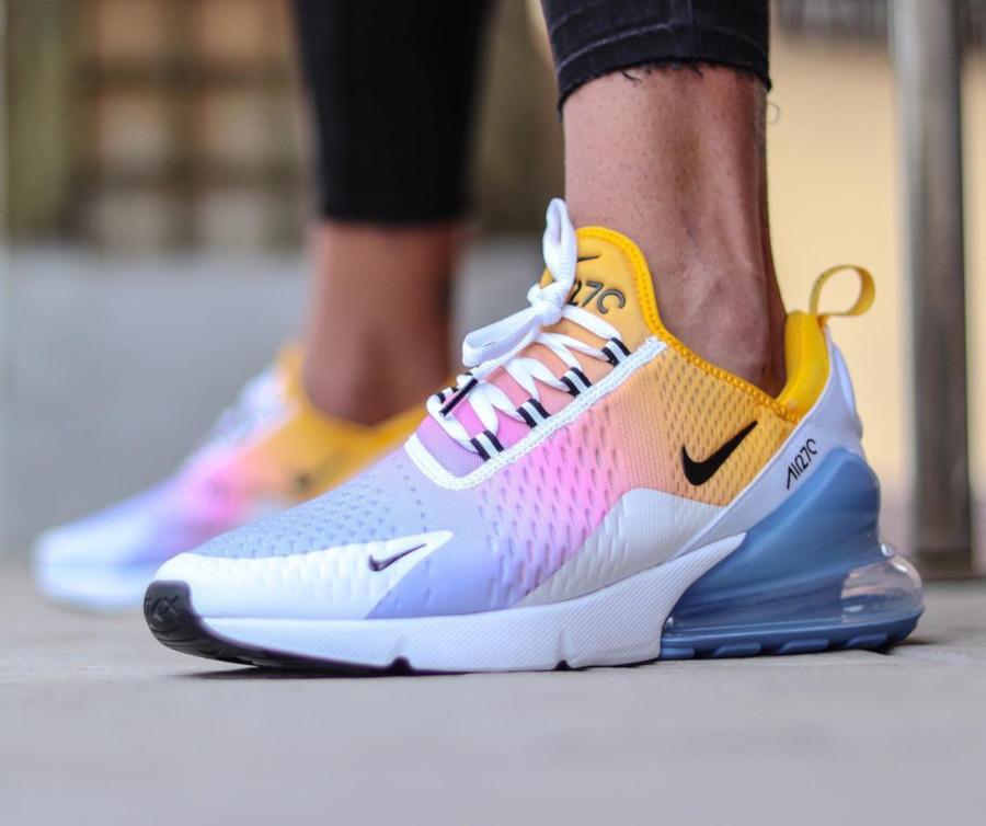 Faut il acheter la Nike Wmns Air Max 270 Pastel Rainbow