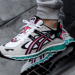 Asics Gel Kayano 5 360 White Cream