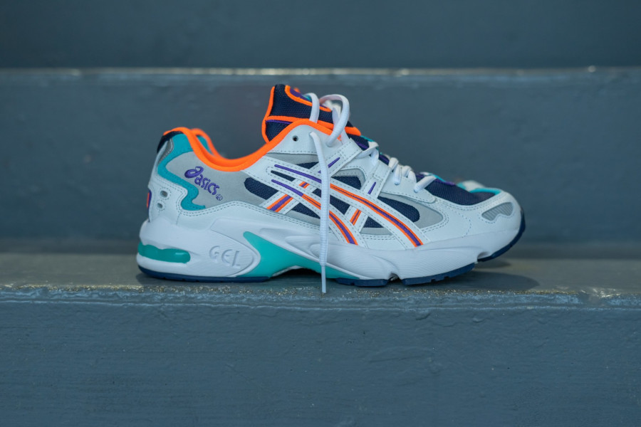 Asics Gel Kayano 5 OG Midnight White 1021A163-400