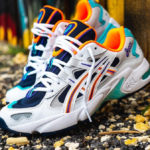Asics Gel Kayano V OG Midnight White