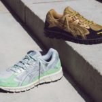 Awake NY x Asics Gel Kayano 5 360 Silver & Rich Gold